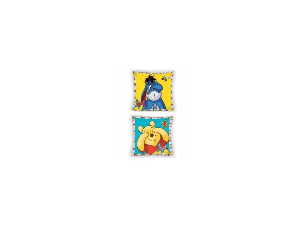 Dětský povláček Disney 40/40 cm - Medvídek Pú