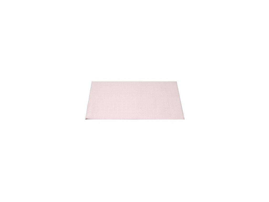 Bambusová dětská plena - 70/70 cm bílá (10Ks)