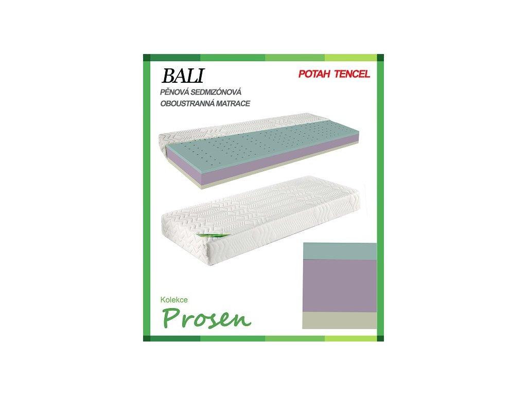 zdravotni matrace penova bali povlak tencell original