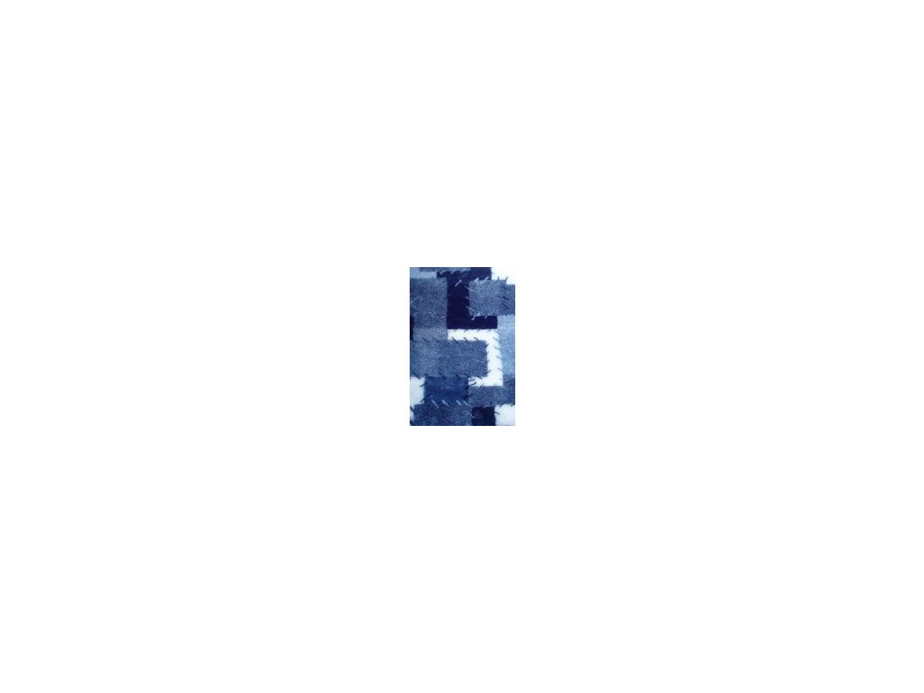 Ogaden 2 - modrý š. 150 cm