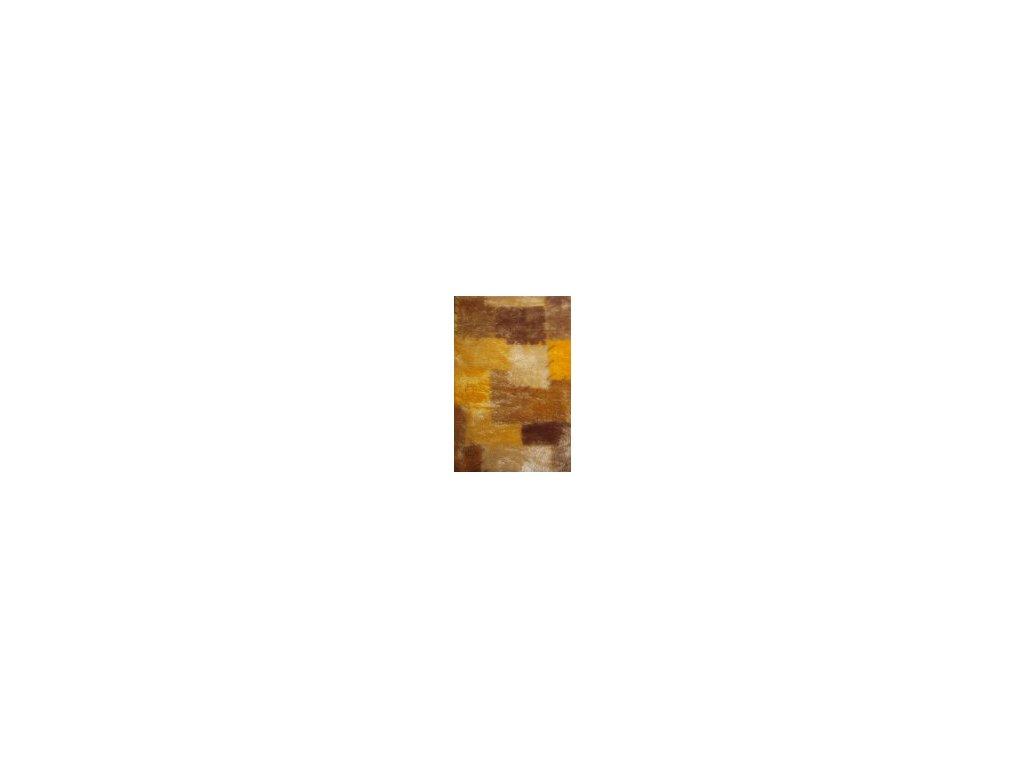 Ogaden 26 - béžová, oranžová š. 150 cm