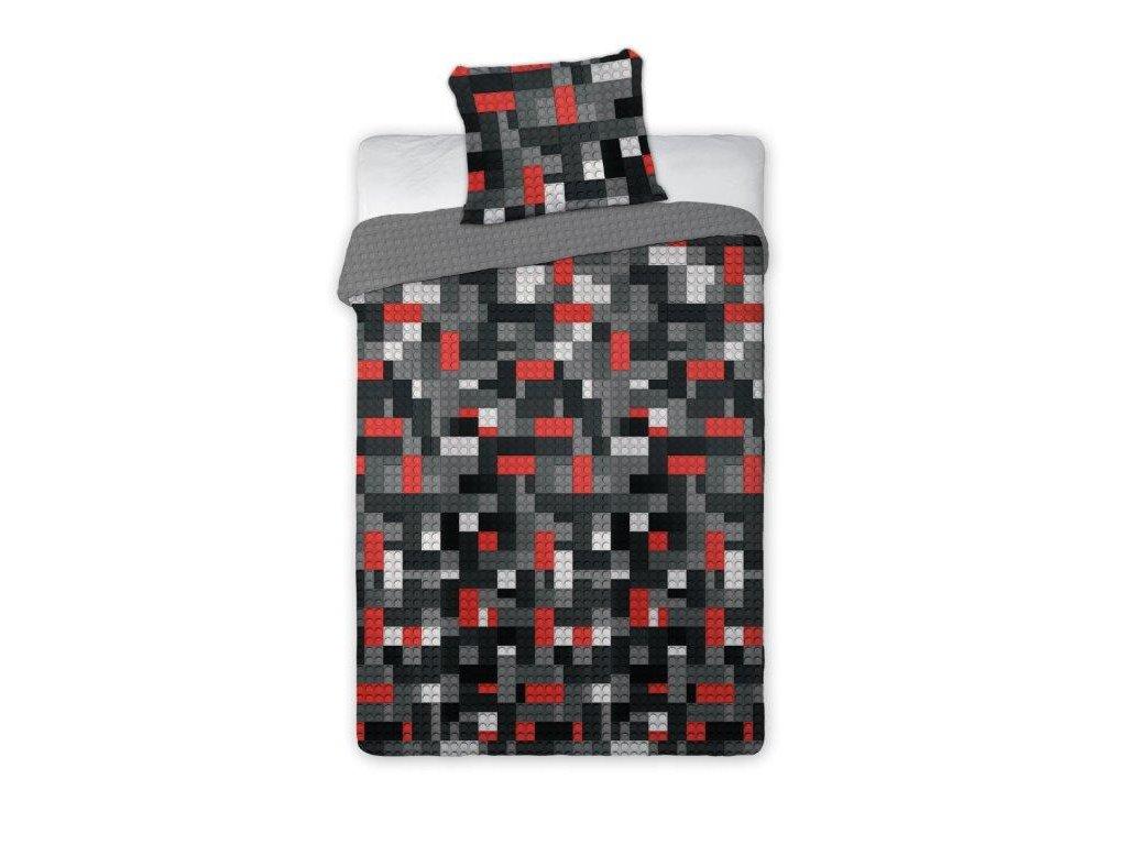 bavlnene povleceni 140x200 70x90 vlk original