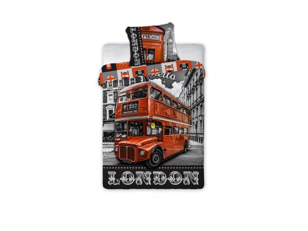 bavlnene povleceni 140x200 70x90 london 02 original