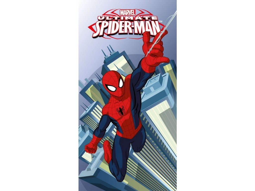 Spider Man Ultimate 01