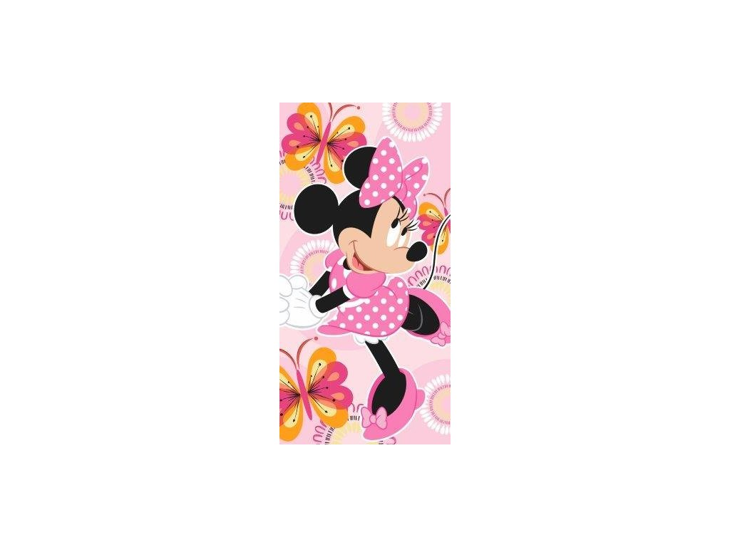Minnie Mouse Motýlci