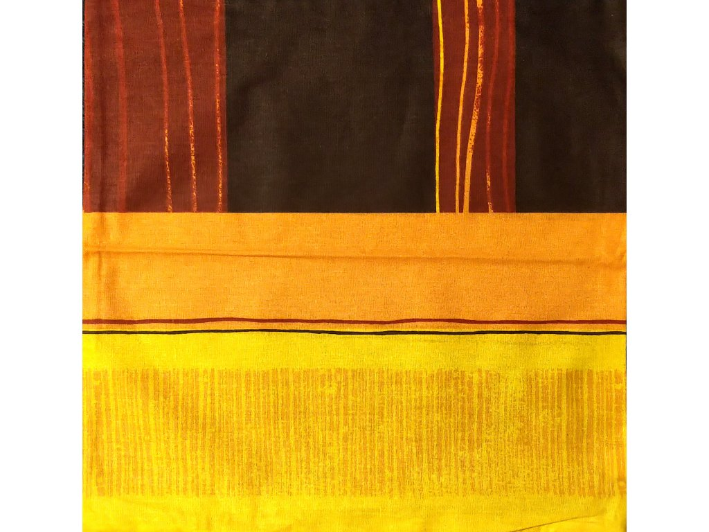 Povlak na polštář 40/40 cm - tisk 151-2
