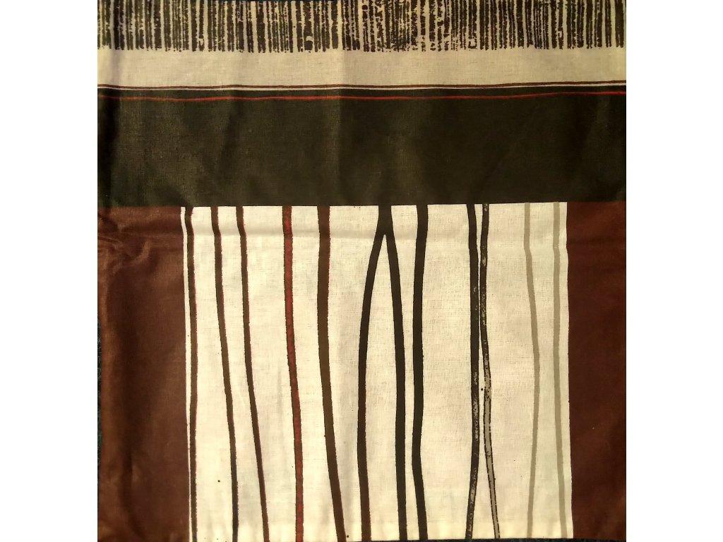 Povlak na polštář 40/40 cm - tisk 151-4
