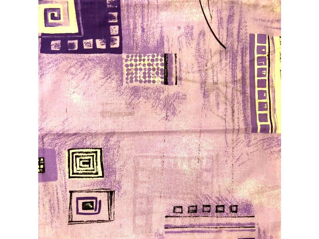 Povlak na polštář 40/40 cm - tisk 151-12