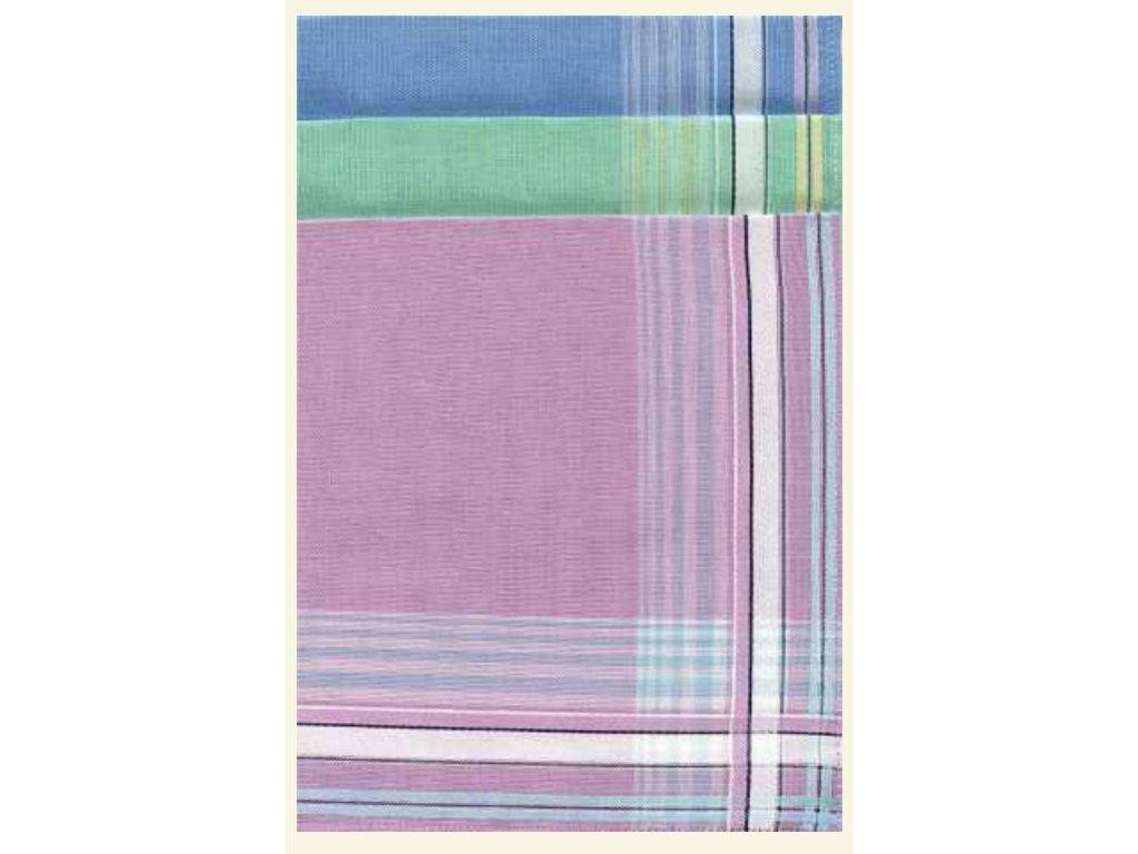 Dámský kapesník tkaný 6 ks Greta  2303