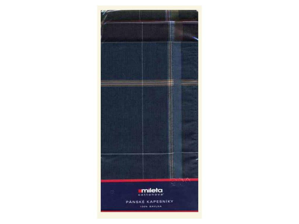 Pánský kapesník tkaný 6 ks Gere  1103