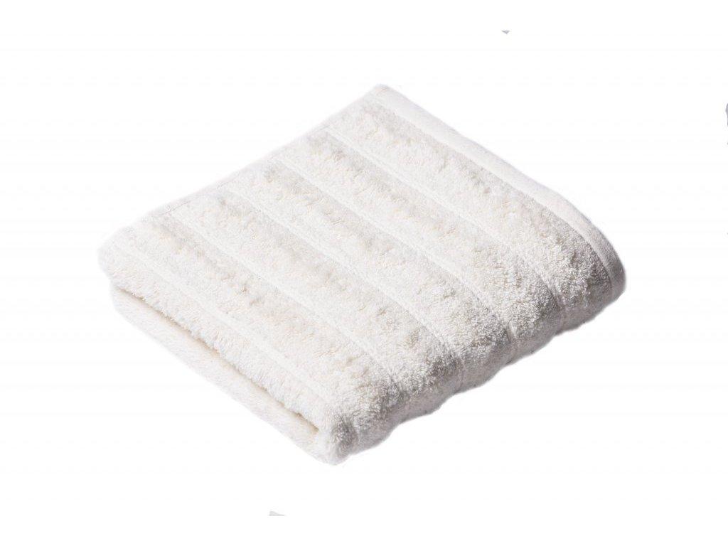 Máslový Froté ručník Lian 50/100 cm