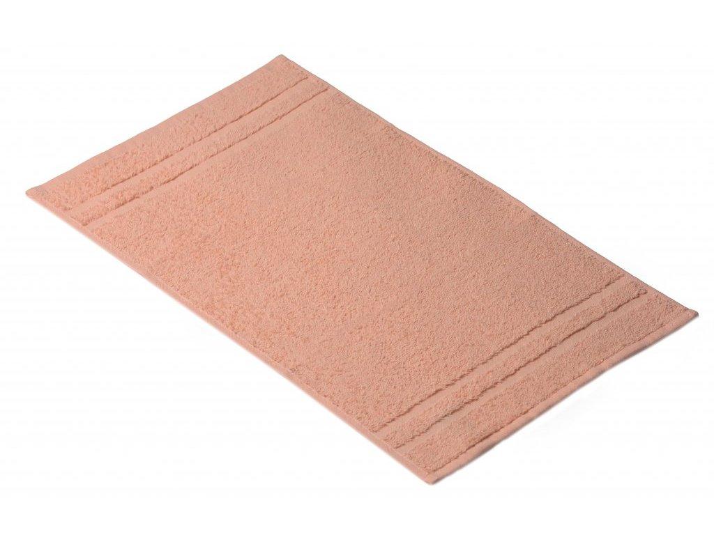 Lososový Froté ručník EMA 30/50 cm