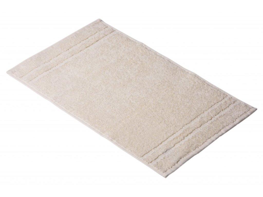 Máslový Froté ručník EMA 30/50 cm