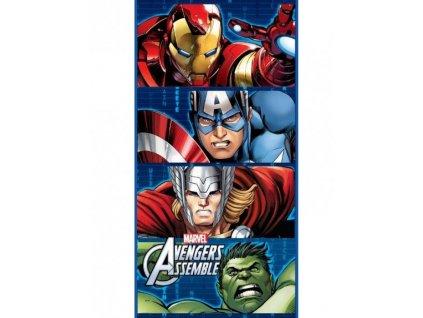 Dětská osuška Avengers 70/140 cm