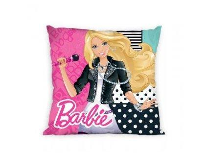 Dětský povláček Disney 40/40 cm - Barbie s mikrofónem