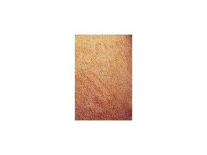 Teran 256 - karamel, šíře - 150 cm