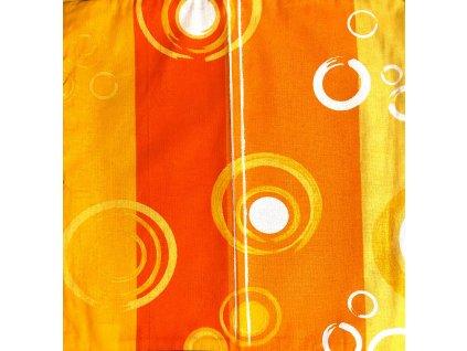 Povlak na polštář 40/40 cm - tisk 151-1