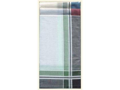 Pánský kapesník tkaný 3 ks Moore  602