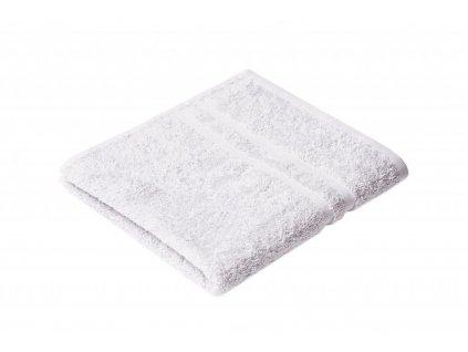Bílý Froté ručník EMA 50/100 cm