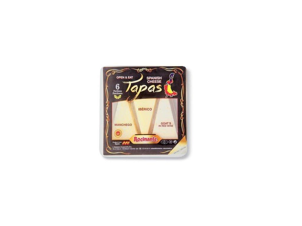 tapas rocinante sýr