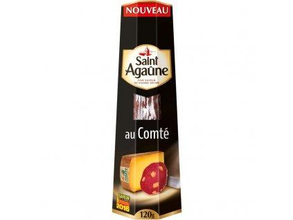 Au Comté Fondant - jemná klobása se sýrem 120 g