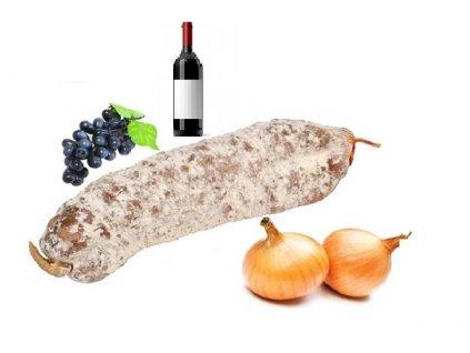 klobasa sicilie vigneron