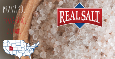 Co je to Real Salt, nebo-li Pravá Sůl z Utahu?- PraveBIO.cz