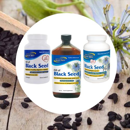 Olej z černuchy seté - BLACK SEED OIL