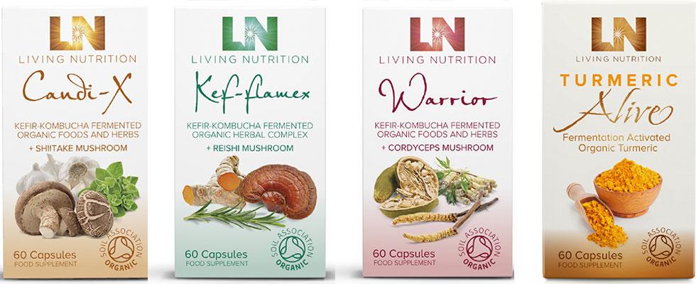 Kolekce Signature - Doplňky Zdravé Výživy