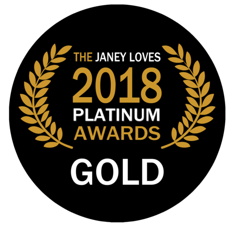 Terre Verdi - NeroliPom Pletovy krem Janey Loves Platinum Awards 2018 Gold