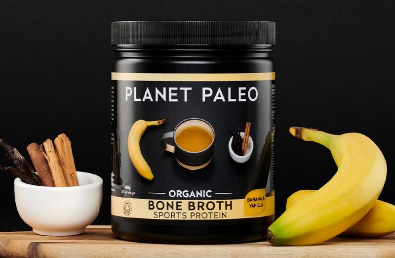 Planet Paleo - Sušený Protein pro sportovce