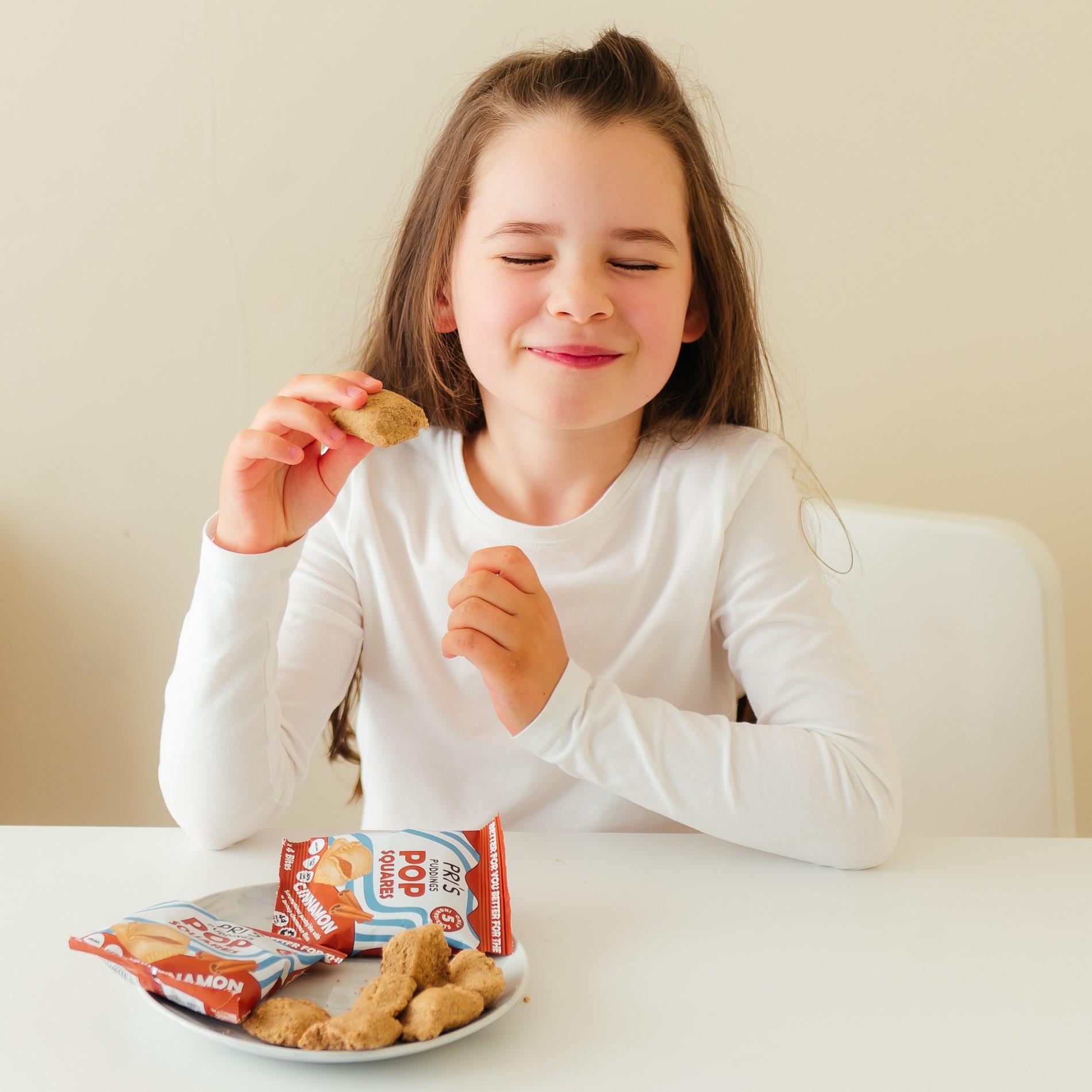 Pri's Puddings - Pop Square Skořice