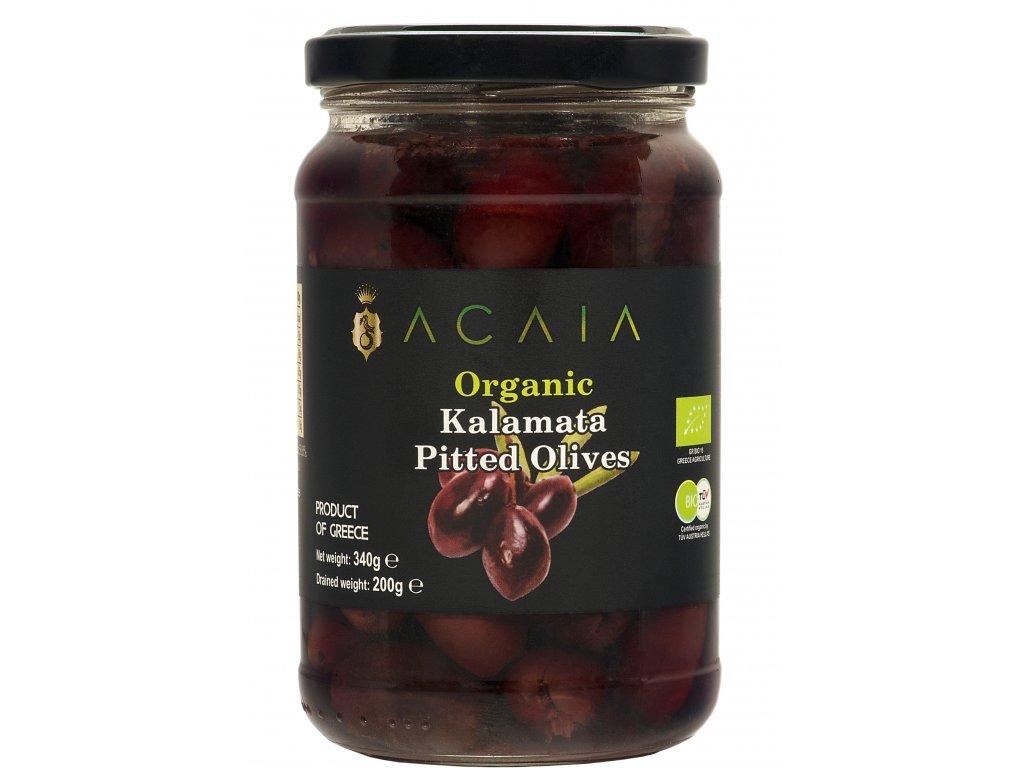 ACAIA - Prémiové Černé Olivy KALAMATA