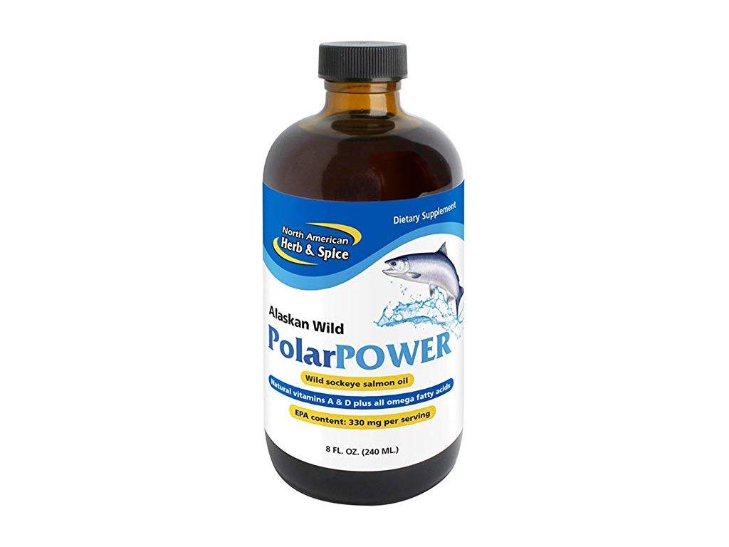 NHS PolarPower rybi tuk olej