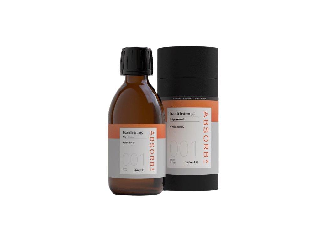 HEALTHSTRONG - Lipozomální doplněk výživy - VITAMÍN C
