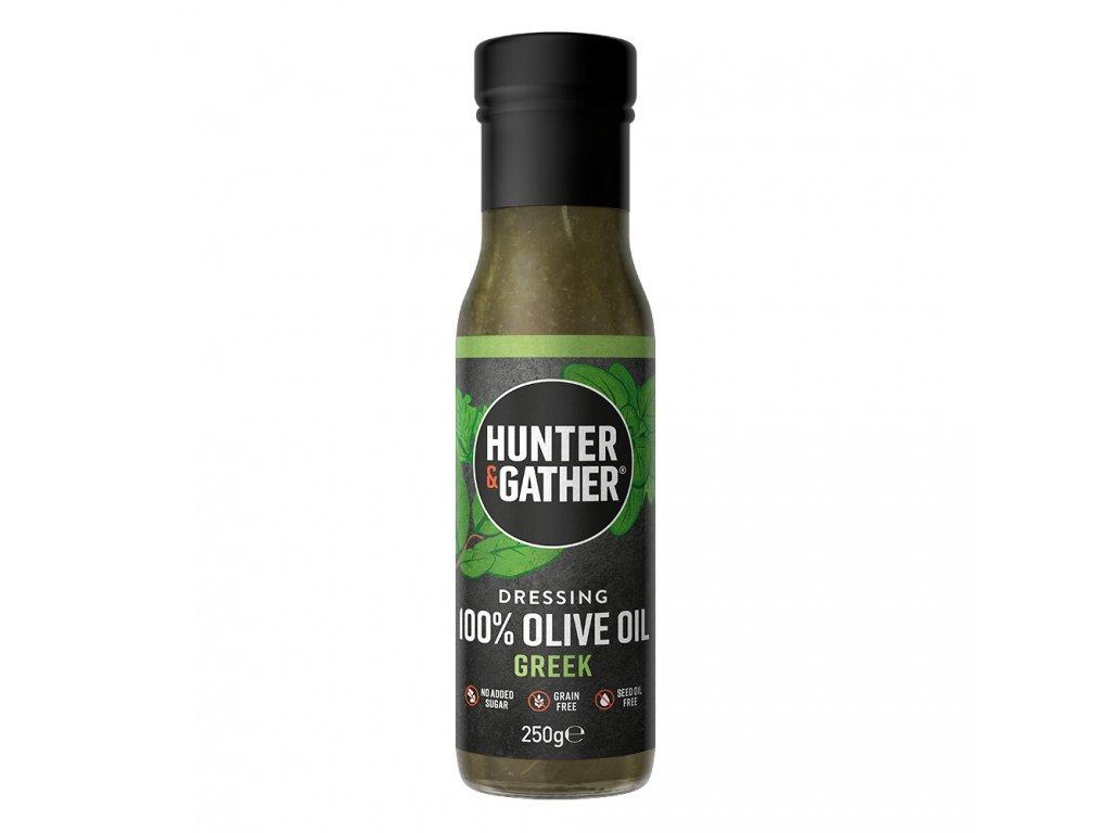 KETO Řecký dresing z olivového oleje | HUNTER & GATHER