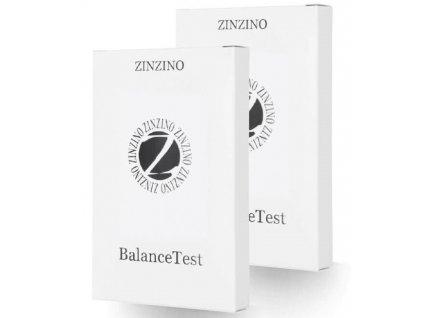 ZINZINO - 2x Test na změření poměru OMEGA 3 a OMEGA 6 v těle - BALANCE TEST 2x