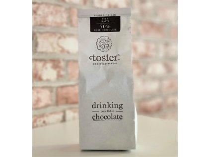 Horká čokoláda 70% KAKAO - HAITI | TOSIER CHOCOLATEMAKER