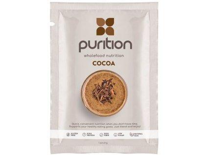 PURITION - Instantní proteinové jídlo - ČOKOLÁDA