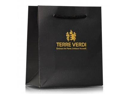 TERRE VERDI - Značková dárková taška