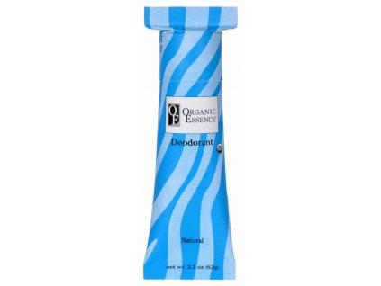ORGANIC ESSENCE NATURAL DEODORANT - Certifikovaný BIO deodorant bez esenciálních olejů