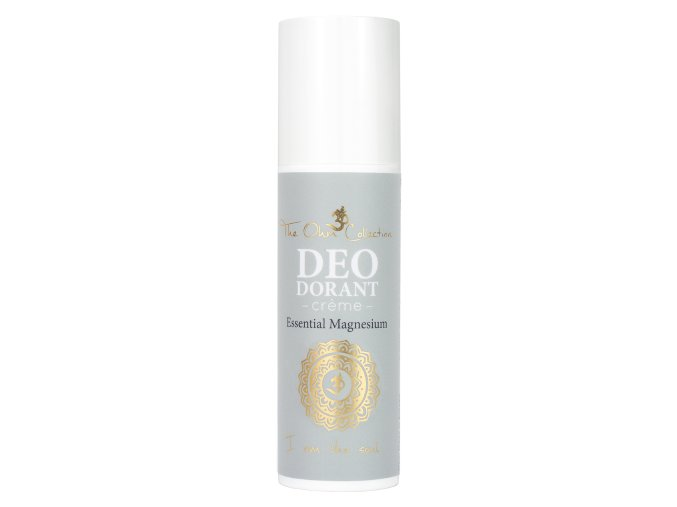 THE OHM COLLECTION - Krémový Bezsodý Deodorant ESSENTIAL MAGNESIUM