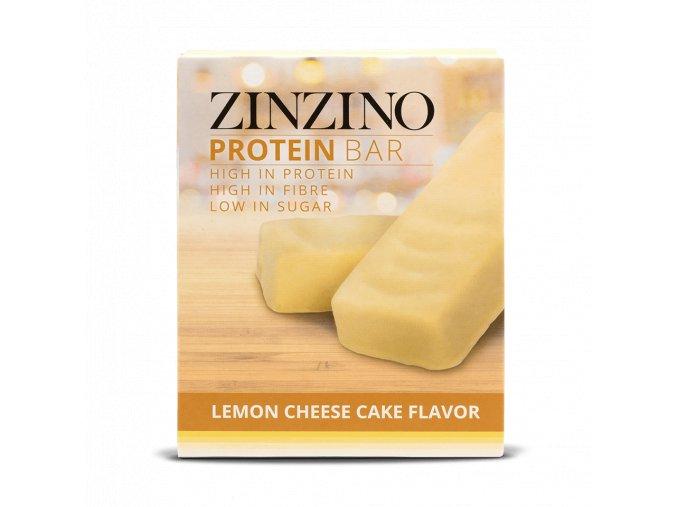 ZINZINO - Proteinová tyčinka s příchutí citronového cheesecaku