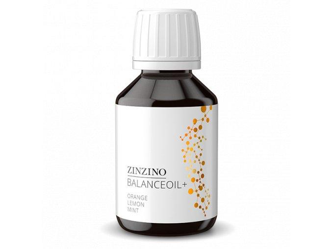 ZINZINO - Nejkvalitnější OMEGA 3 RYBÍ OLEJ 100 ml - BALANCE OIL+