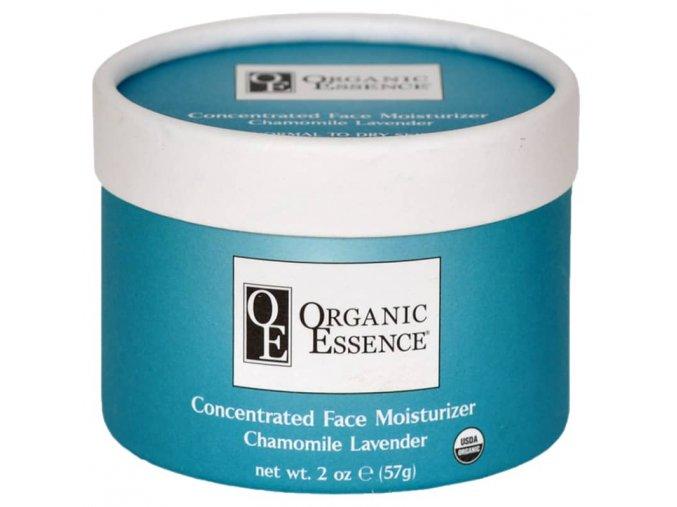 ORGANIC ESSENCE FACE BUTTER - Koncentrované noční pleťové máslo s modrým heřmánkem a levandulí