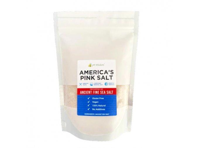 REDMOND Real Salt™ - Mořská sůl z Utahu [JEMNĚ MLETÁ - EKO BALENÍ]