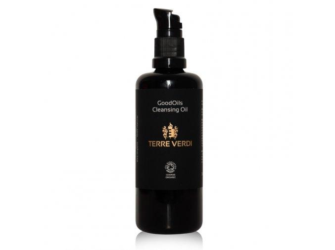 TERRE VERDI GOOD OILS - Certifikovaný BIO Odličovací olej pro všechny typy pokožky