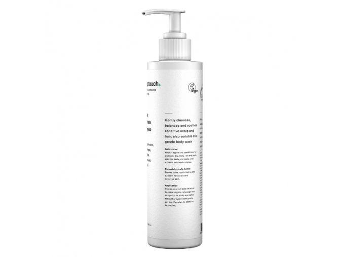 Hemptouch - Šetrný šampon a sprchový gel v jednom [250ml]