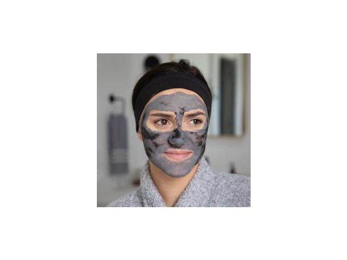 REDMOND CLAY FACIAL MUD - Pleťová maska z bentonitového jílu Redmond