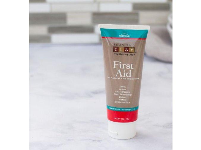 REDMOND CLAY - Hydratovaný gel v tubě [113g] - PRAVEBIO.CZ